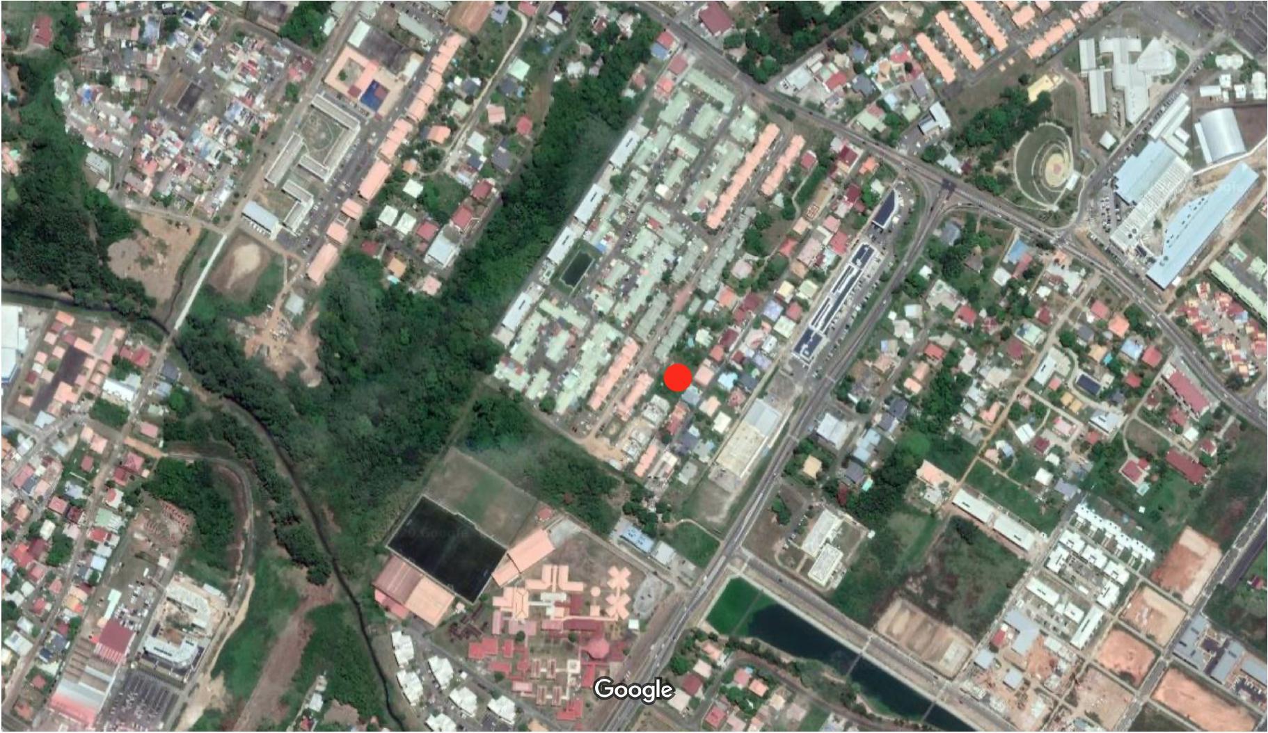 TERRAIN CONSTRUCTIBLE CAYENNE MONTABO