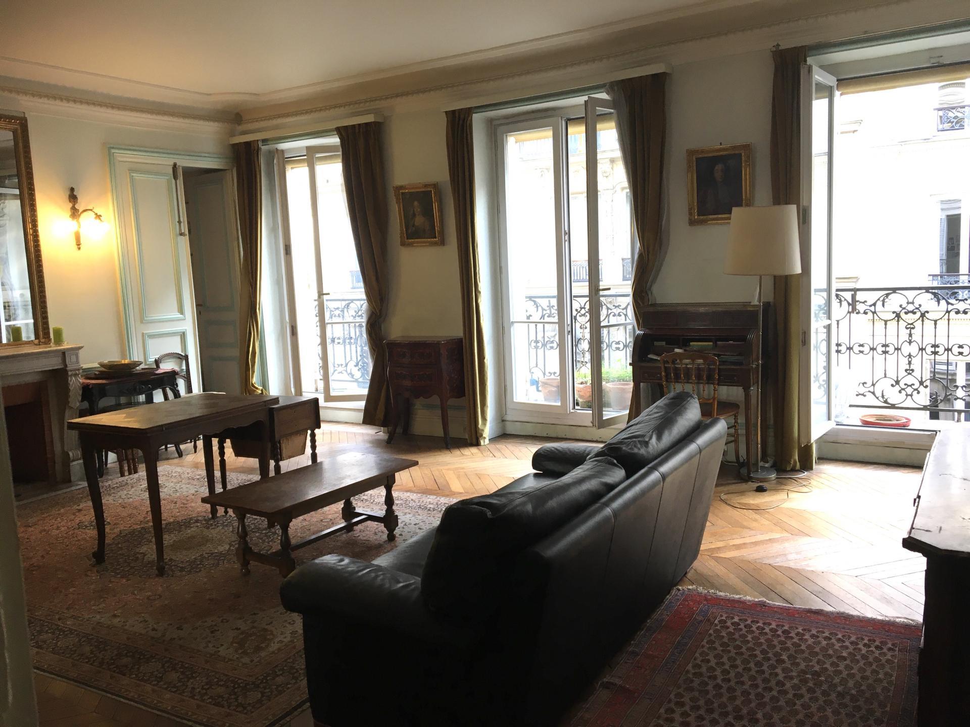 Magnifique appartement 160m² Paris 9ème - Square Berlioz