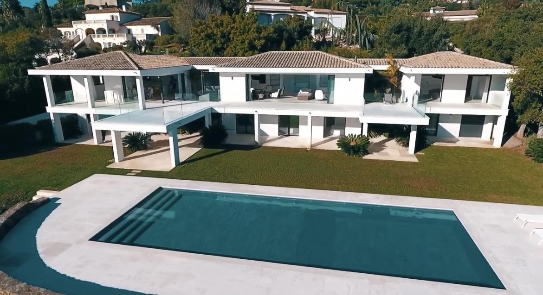 Luxueuse propriété  à Grimaud Golfe de Saint Tropez