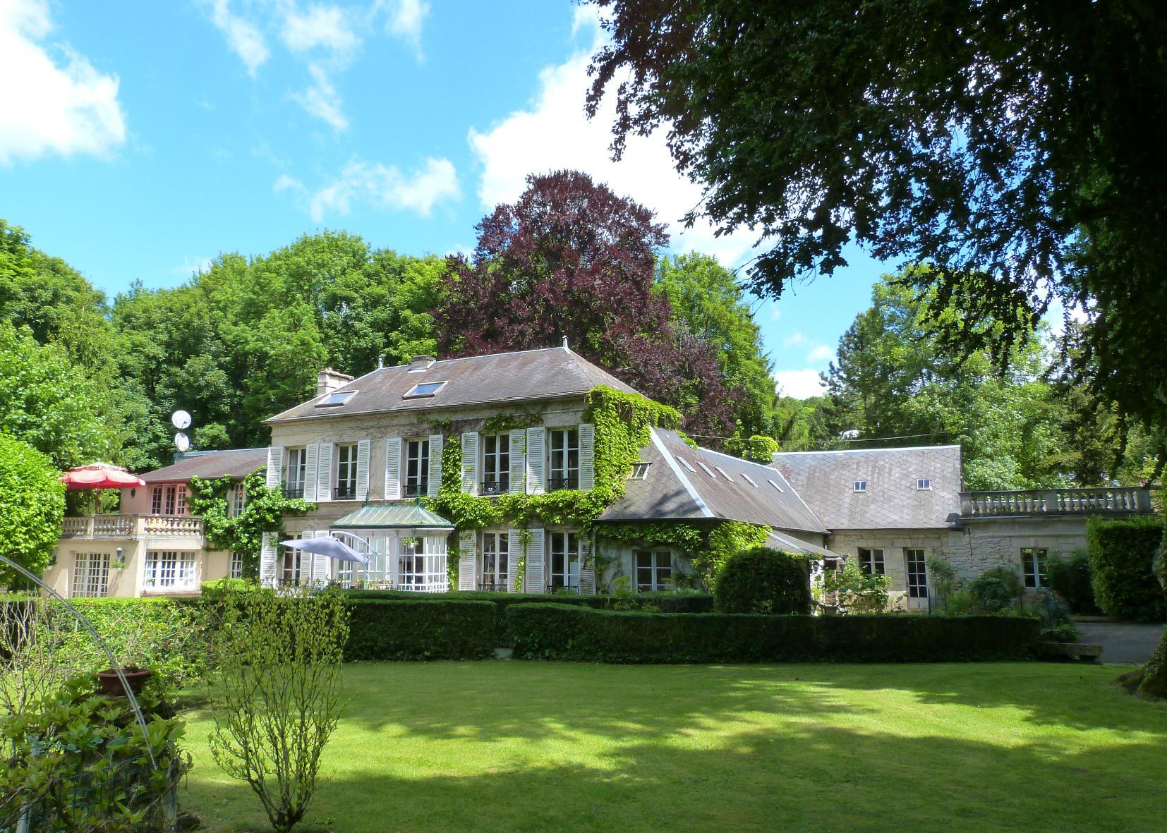 Élégante résidence de campagne - Crépy-en-Valois
