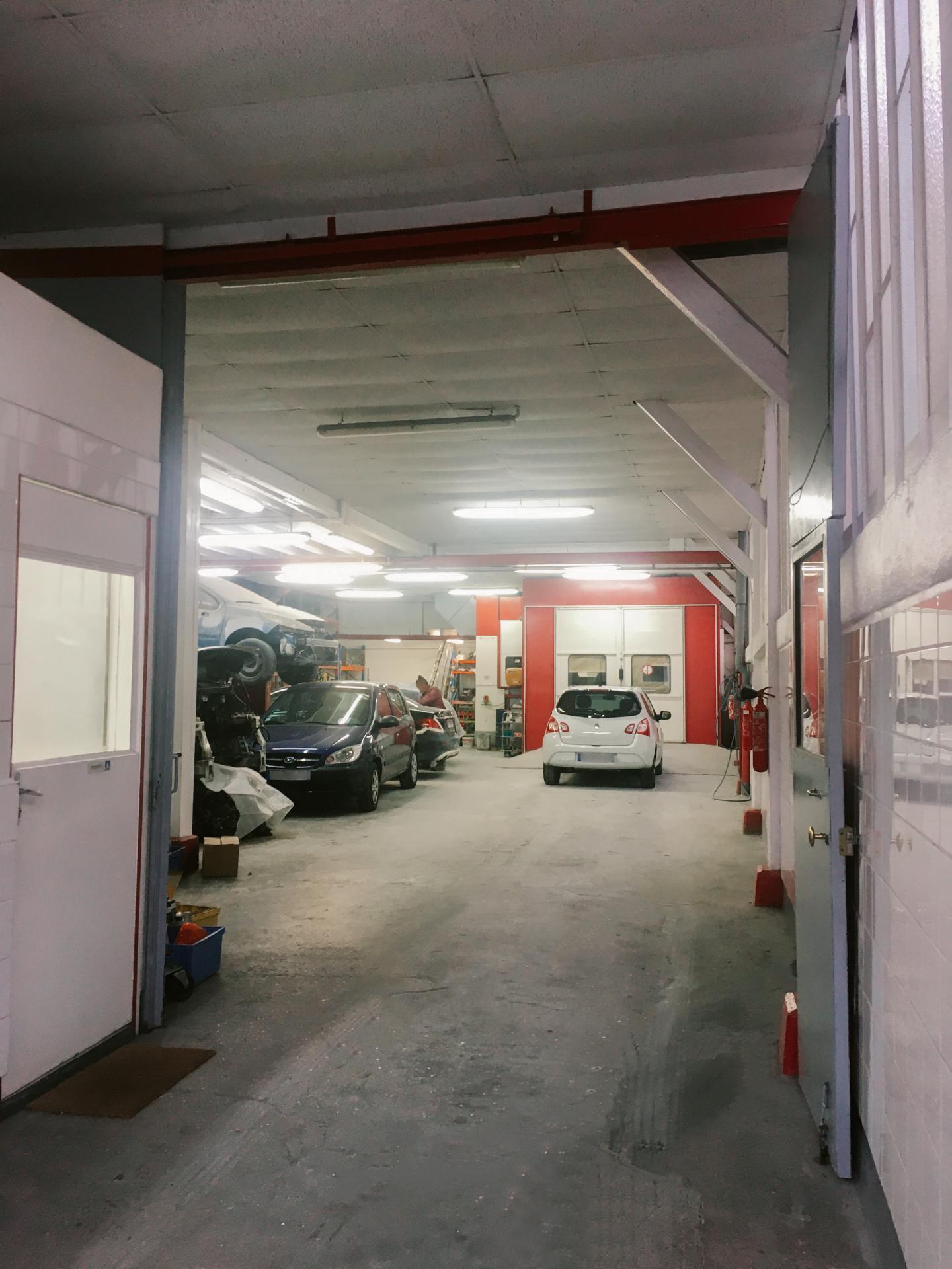CESSION DE FONDS DE COMMERCE DE GARAGE AUTOMOBILE A COURBEVOIE
