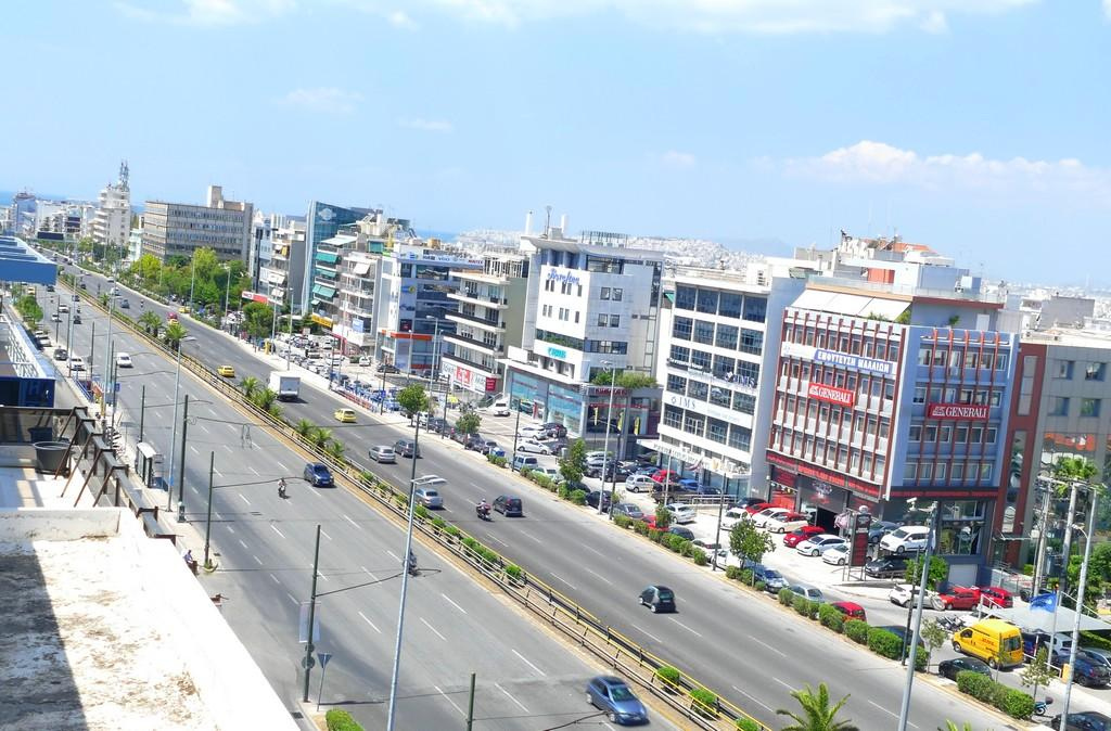 ATHENES CENTRE- QUARTIER D'AFFAIRES - HOTEL  RESTAURANT 3*  MURS & FONDS -  IDEAL BUSINESS HOTEL