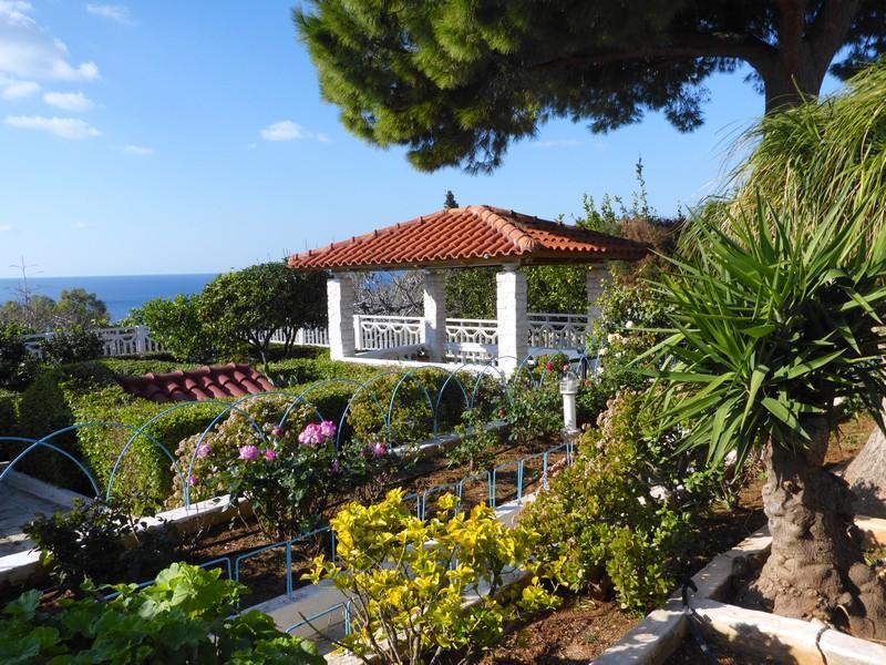 GRECE - ATTIQUE - Villa romantique face à la mer