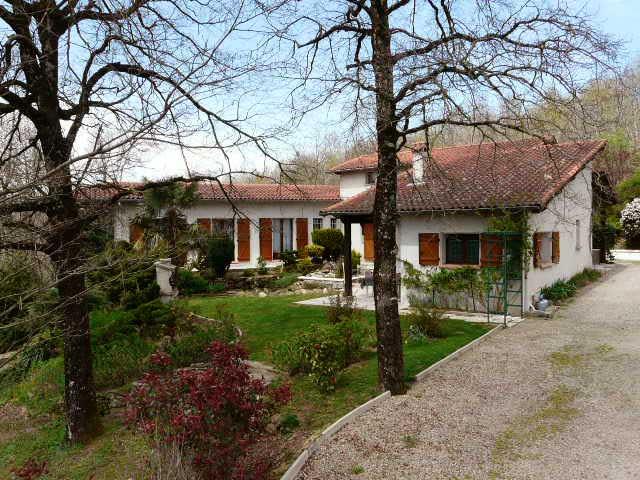 Maison d'architecte - 190 m² - Saint-Baudille