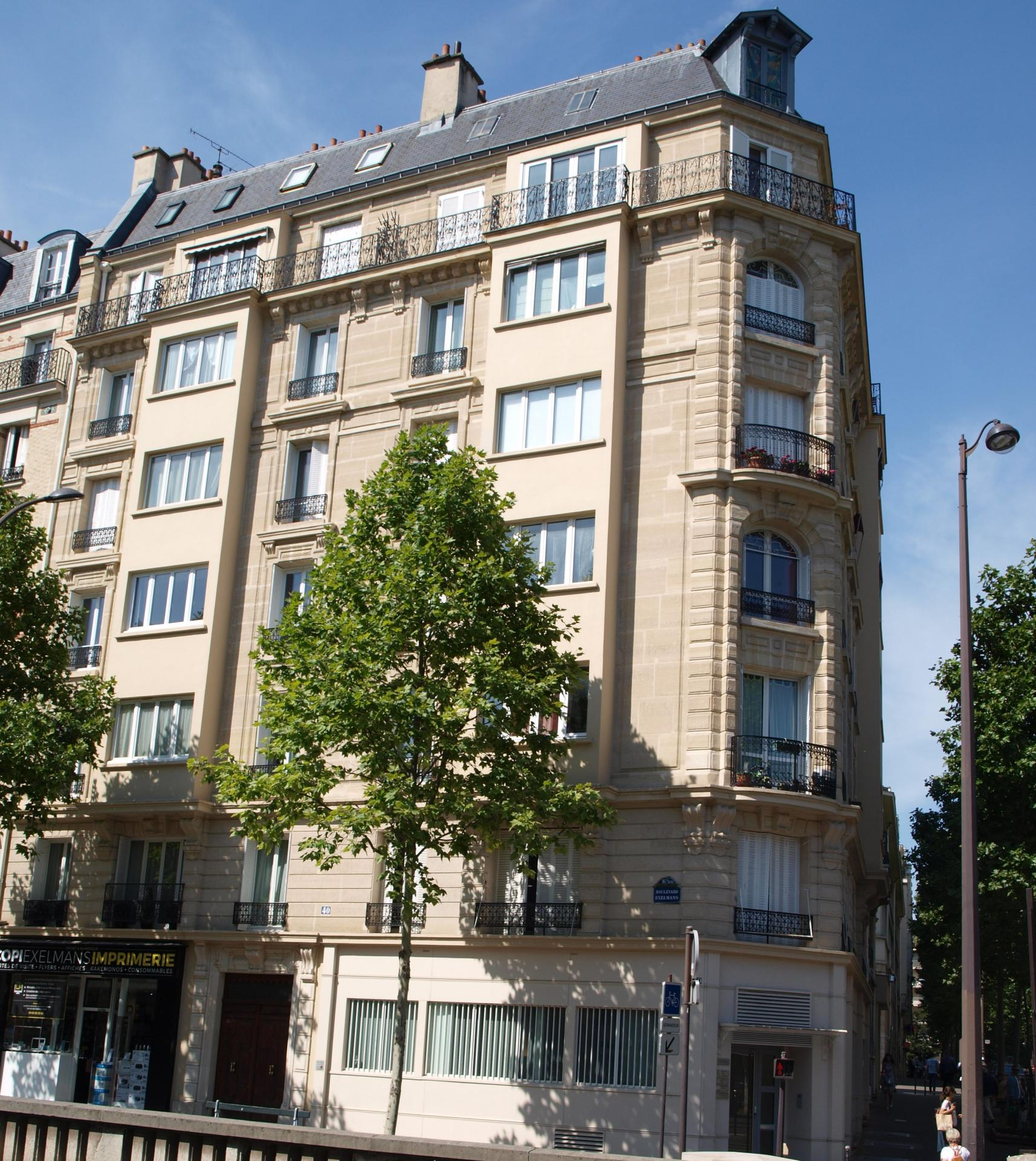Paris 16e - Studette 110 000 €