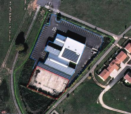 SAVIGNE, Ensemble Immobilier À Destination Commerciale – 472.000€