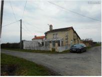 15mn Nord de Thouars, Maison à rénover de 80m²