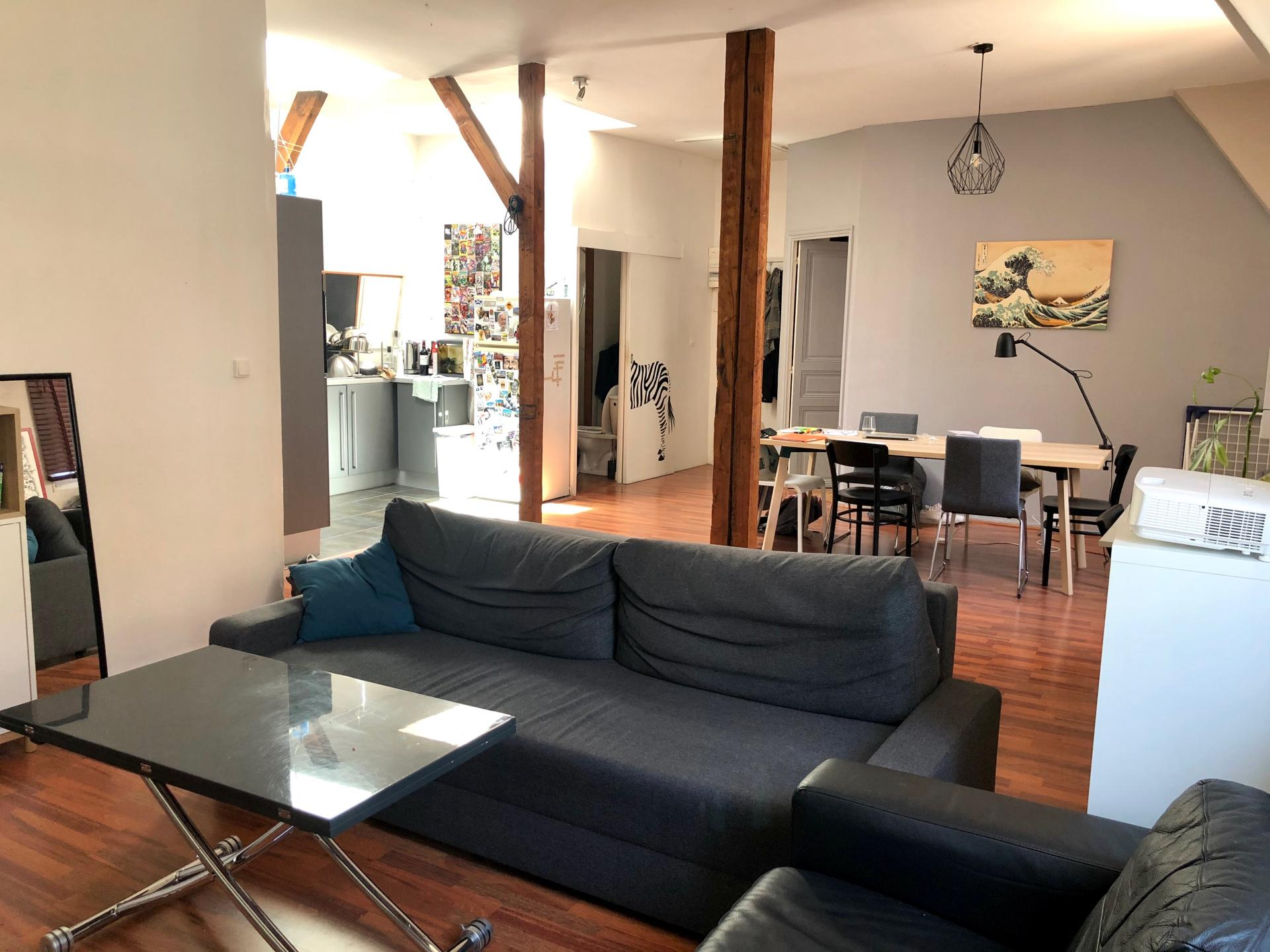 Bel Appartement Type 3 Poitiers Plateau