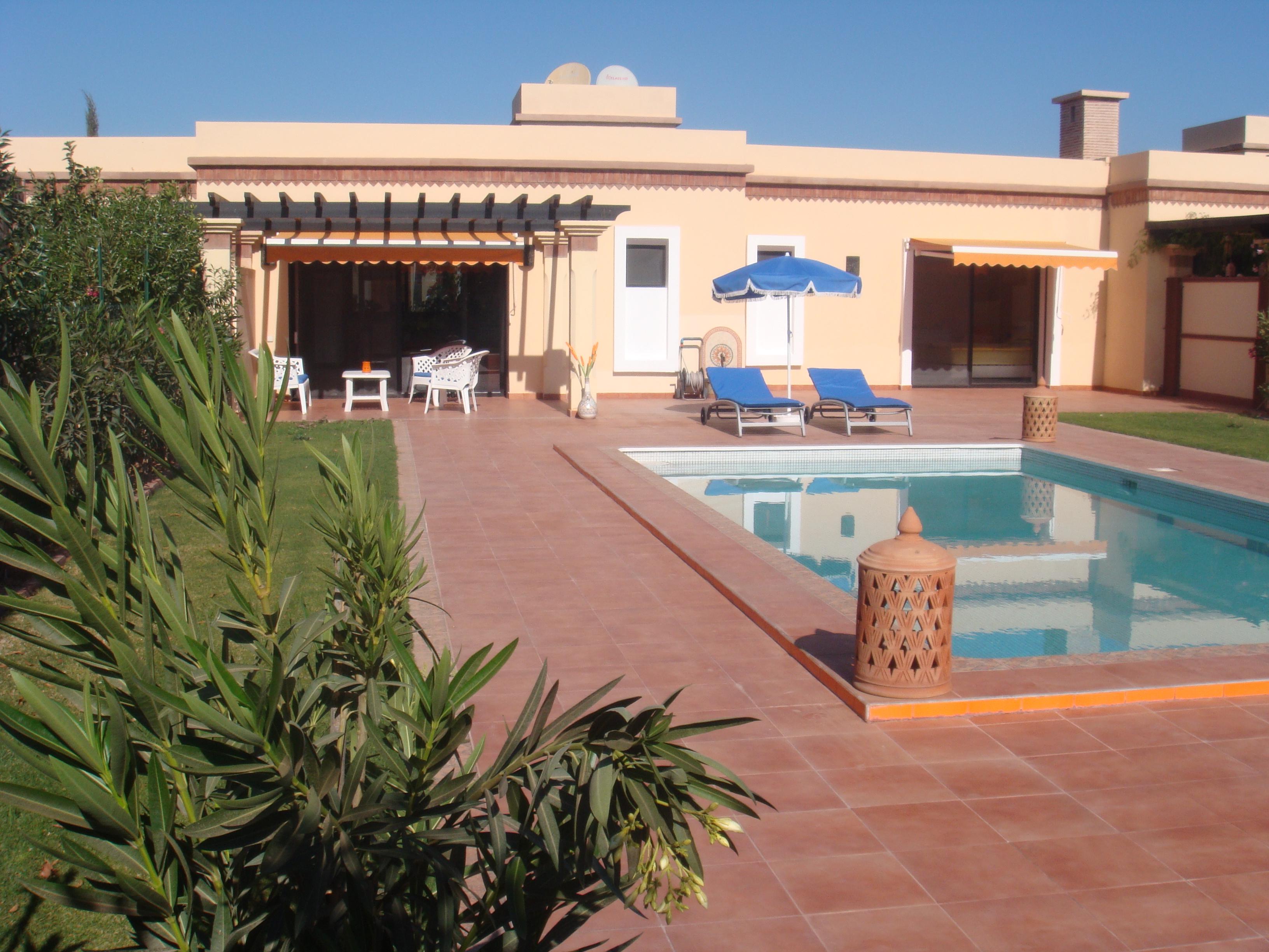 VILLA Maroc - agadir