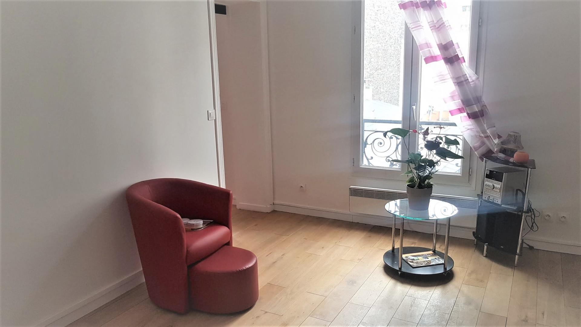 2 pièces 30 m² proche bassin villette Paris